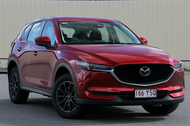 Demo Mazda CX-5 KF4W2A Touring SKYACTIV-Drive i-ACTIV AWD, CX-5 H 6AUTO TOURING DIESEL AWD