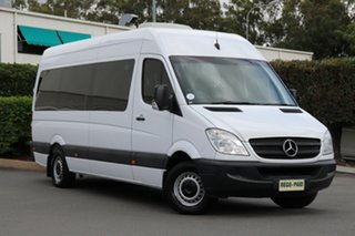 2008 Mercedes-Benz Sprinter NCV3 MY08 315CDI High Roof ELWB White 5 Speed Automatic Van.