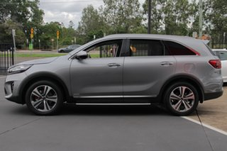2018 Kia Sorento UM MY19 GT-Line AWD Steel Grey 8 Speed Sports Automatic Wagon.