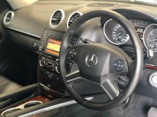 2010 Mercedes-Benz ML350 W164 MY10 Black 7 Speed Sports Automatic Wagon.