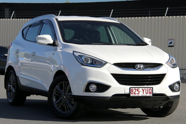 Used Hyundai ix35 LM2 SE, 2013 Hyundai ix35 LM2 SE White 6 Speed Sports Automatic Wagon