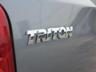2018 Mitsubishi Triton MQ MY18 GLX Plus (4x4) Titanium Grey 5 Speed Automatic Club Cab Pickup