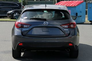2015 Mazda 3 BM5478 Neo SKYACTIV-Drive Meteor Grey 6 Speed Sports Automatic Hatchback