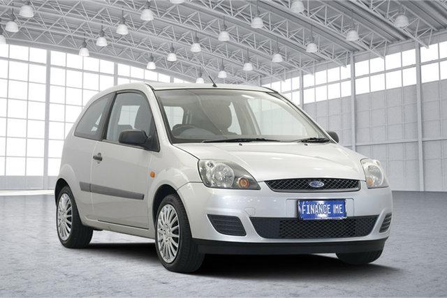 Used Ford Fiesta WQ LX, 2008 Ford Fiesta WQ LX Silver 4 Speed Automatic Hatchback