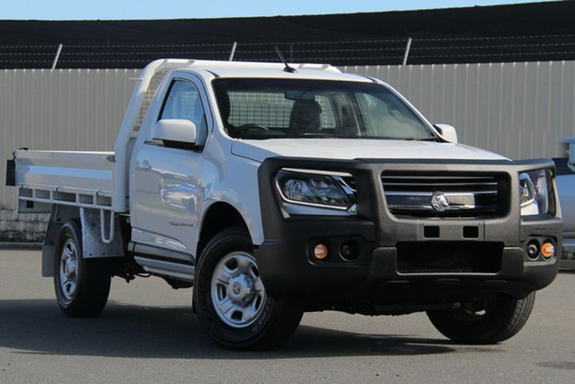Used Holden Colorado RG MY17 LS, 2016 Holden Colorado RG MY17 LS Unknown 6 Speed Manual Cab Chassis