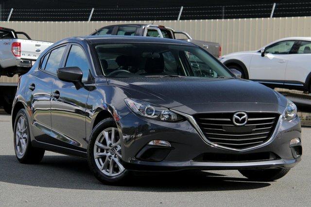 Used Mazda 3 BM5478 Neo SKYACTIV-Drive, 2015 Mazda 3 BM5478 Neo SKYACTIV-Drive Meteor Grey 6 Speed Sports Automatic Hatchback
