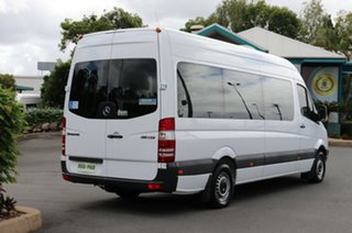 2008 Mercedes-Benz Sprinter NCV3 MY08 315CDI High Roof ELWB White 5 Speed Automatic Van