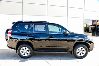 2015 Toyota Landcruiser Prado KDJ150R MY14 GXL Black 5 Speed Sports Automatic Wagon