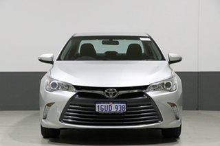 2017 Toyota Camry ASV50R MY16 Altise Silver 6 Speed Automatic Sedan.