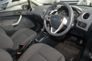 2012 Ford Fiesta WT CL PwrShift Black 6 Speed Sports Automatic Dual Clutch Hatchback