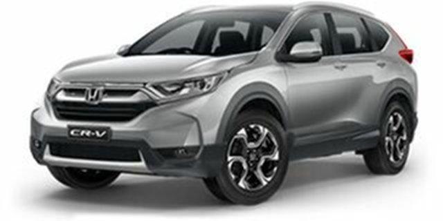 Demo Honda CR-V RW MY19 VTi-E FWD, 2019 Honda CR-V RW MY19 VTi-E FWD Lunar Silver 1 Speed Constant Variable Wagon
