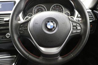 2012 BMW 335i F30 Sport Line Blue 8 Speed Automatic Sedan