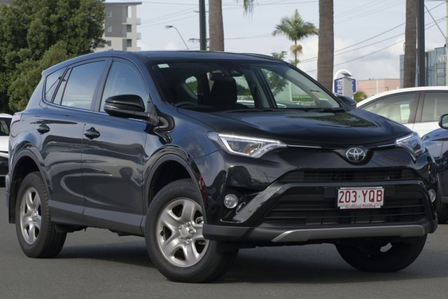 Demo Toyota RAV4 ZSA42R GX 2WD, 2018 Toyota RAV4 ZSA42R GX 2WD Ink 7 Speed Constant Variable Wagon