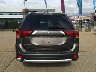 2017 Mitsubishi Outlander ZK MY18 LS AWD Grey 6 Speed Constant Variable Wagon