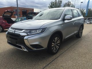 2018 Mitsubishi Outlander ZL MY19 ES AWD Silver 6 Speed Constant Variable Wagon