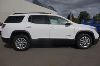 2018 Holden Acadia AC MY19 LT 2WD Summit White 9 Speed Sports Automatic Wagon.