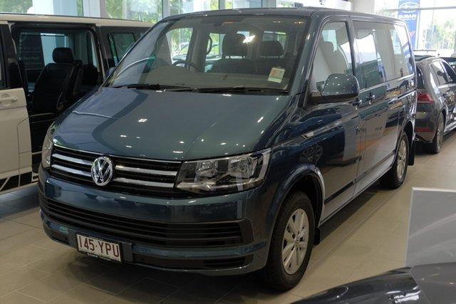 Demo Volkswagen Multivan T6 MY19 TDI340 SWB DSG Comfortline, 2018 Volkswagen Multivan T6 MY19 TDI340 SWB DSG Comfortline Bamboo Garden 7 Speed