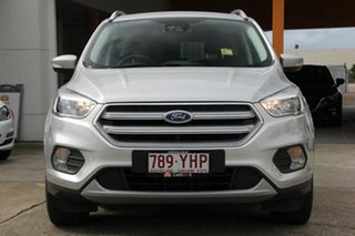 2018 Ford Escape ZG 2018.75MY Trend 2WD Silver 6 Speed Sports Automatic Wagon