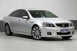 2014 Holden Caprice WN MY15 V Silver 6 Speed Auto Active Sequential Sedan.