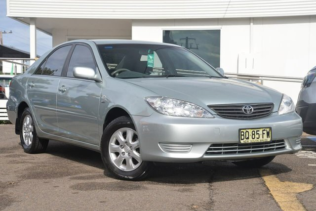 Used Toyota Camry ACV36R MY06 Altise, 2006 Toyota Camry ACV36R MY06 Altise Green 4 Speed Automatic Sedan