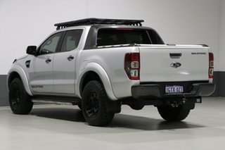 2018 Ford Ranger PX MkII MY18 Wildtrak 3.2 (4x4) Silver 6 Speed Automatic Dual Cab Pick-up