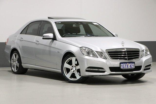 Used Mercedes-Benz E250 212 MY11 CDI Avantgarde, 2011 Mercedes-Benz E250 212 MY11 CDI Avantgarde Silver 5 Speed Automatic Sedan