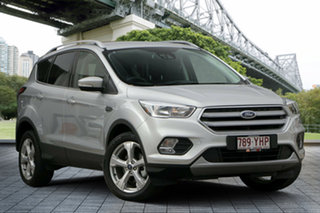 2018 Ford Escape ZG 2018.75MY Trend 2WD Silver 6 Speed Sports Automatic Wagon.