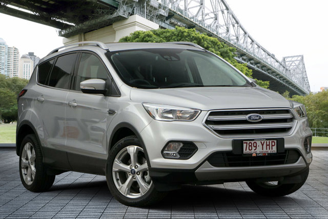 Used Ford Escape ZG 2018.75MY Trend 2WD, 2018 Ford Escape ZG 2018.75MY Trend 2WD Silver 6 Speed Sports Automatic Wagon