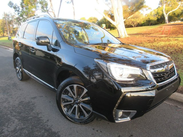 Used Subaru Forester S4 MY17 XT CVT AWD Premium, 2017 Subaru Forester S4 MY17 XT CVT AWD Premium Black 8 Speed Constant Variable Wagon