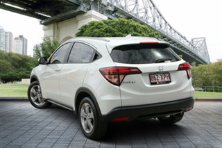2017 Honda HR-V MY17 VTi-S White 1 Speed Constant Variable Hatchback.