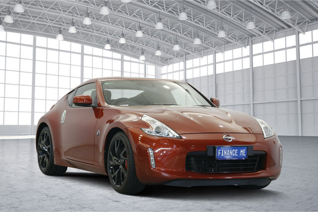 Used Nissan 370Z Z34 MY13.5 , 2013 Nissan 370Z Z34 MY13.5 Red 7 Speed Sports Automatic Coupe