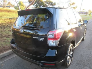 2017 Subaru Forester S4 MY17 XT CVT AWD Premium Black 8 Speed Constant Variable Wagon.