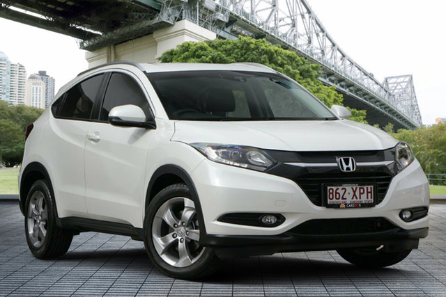 Used Honda HR-V MY17 VTi-S, 2017 Honda HR-V MY17 VTi-S White 1 Speed Constant Variable Hatchback