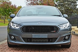 2014 Ford Falcon FG X XR6 Ute Super Cab Turbo Grey 6 Speed Manual Utility