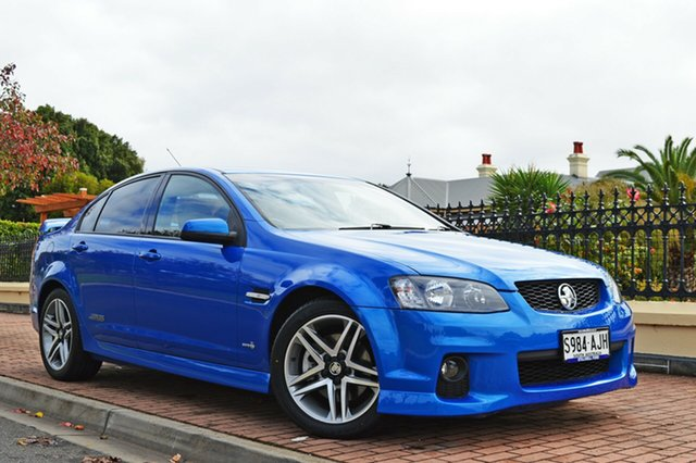 Used Holden Commodore VE MY10 SS, 2010 Holden Commodore VE MY10 SS Blue 6 Speed Sports Automatic Sedan