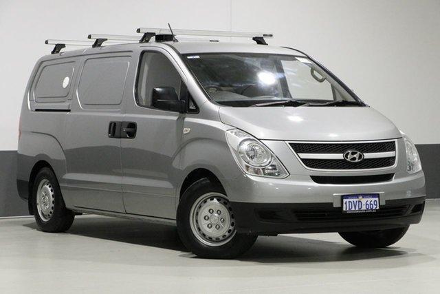 Used Hyundai iLOAD TQ MY11 , 2012 Hyundai iLOAD TQ MY11 Silver 5 Speed Manual Van