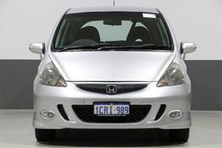 2007 Honda Jazz MY06 VTi-S Silver 5 Speed Manual Hatchback.