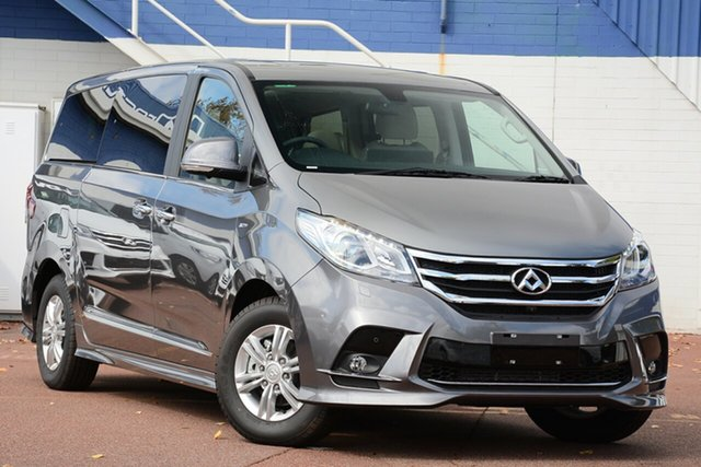 New LDV G10 SV7A Executive, 2018 LDV G10 SV7A Executive Lava Grey 6 Speed Sports Automatic Wagon