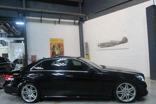 2014 Mercedes-Benz E250 CDI W212 MY14 7G-Tronic + Black 7 Speed Sports Automatic Sedan.