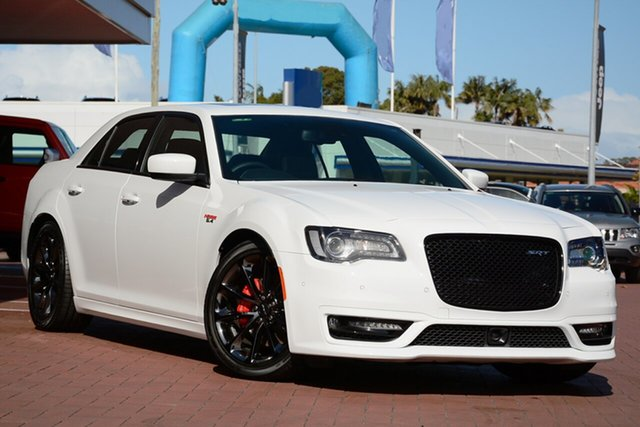 New Chrysler 300 LX MY19 SRT, 2019 Chrysler 300 LX MY19 SRT Bright White 8 Speed Sports Automatic Sedan