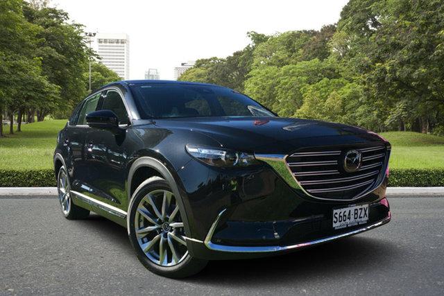 Demo Mazda CX-9 TC GT SKYACTIV-Drive, 2019 Mazda CX-9 TC GT SKYACTIV-Drive Jet Black 6 Speed Sports Automatic Wagon