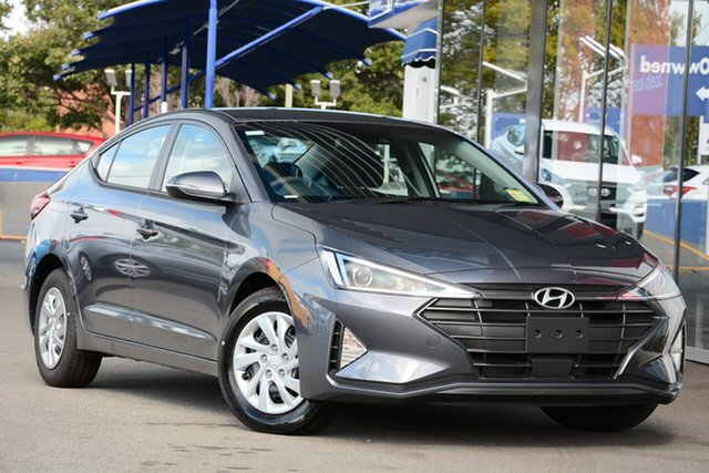 New Hyundai Elantra AD.2 MY19 Go, 2018 Hyundai Elantra AD.2 MY19 Go Iron Gray 6 Speed Sports Aut Sedan
