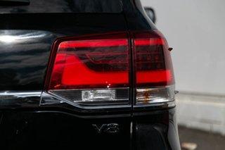 2017 Toyota Landcruiser VDJ200R GXL Black 6 Speed Sports Automatic Wagon