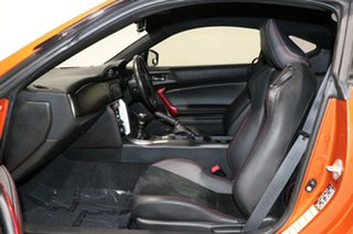 2013 Toyota 86 ZN6 GTS Orange 6 Speed Manual Coupe