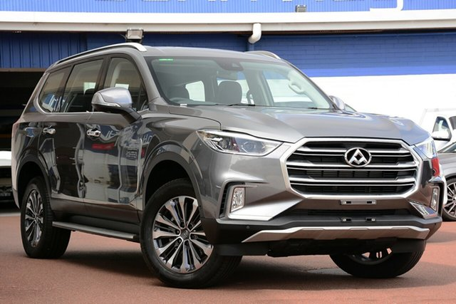 New LDV D90 SV9A Deluxe, 2018 LDV D90 SV9A Deluxe Metal Ash 6 Speed Sports Automatic Wagon
