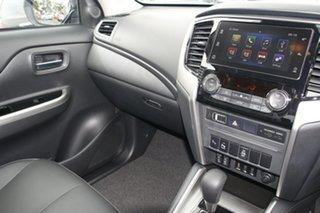 2019 Mitsubishi Triton MR MY19 GLS Impulse Blue 6 Speed Automatic