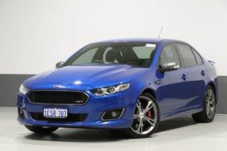 2015 Ford Falcon FG X XR8 Kinetic Blue 6 Speed Auto Seq Sportshift Sedan.