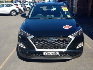 2018 Hyundai Tucson TL3 MY19 Active X 2WD Phantom Black 6 Speed Automatic Wagon.