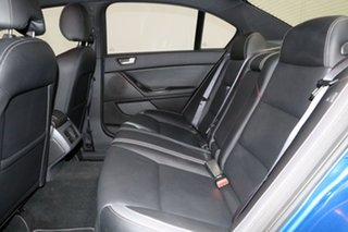 2015 Ford Falcon FG X XR8 Kinetic Blue 6 Speed Auto Seq Sportshift Sedan