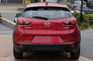 2020 Mazda CX-3 CX3E Maxx Sport (FWD) Soul Red Crystal 6 Speed Automatic Wagon